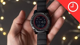 PowerWatch Series 2 Review: The GPS smartwatch that never needs to be charged