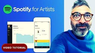 Come Attivare un Account su Spotify For Artists - Tutorial 2021