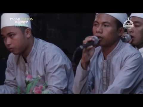 AJMALA DZIKRO syubbanul muslimin Live Pasar paiton