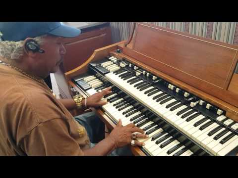 Mr. Johnny Dial Indianapolis Jazz Hammond Organist!