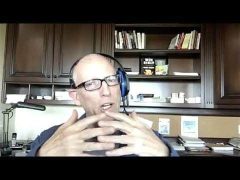Episode 503 Scott Adams: Iranian Sanctions, Free College, 2020, Climate Credibility