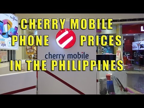 Cherry Mobile Phone Prices In The Philippines.