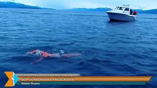 Video: Declaran de interés provincial el nado en aguas frías