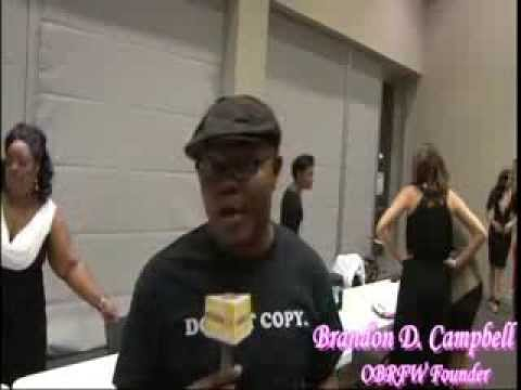Baton Rouge Fashion Week - Chattin' With Channyn