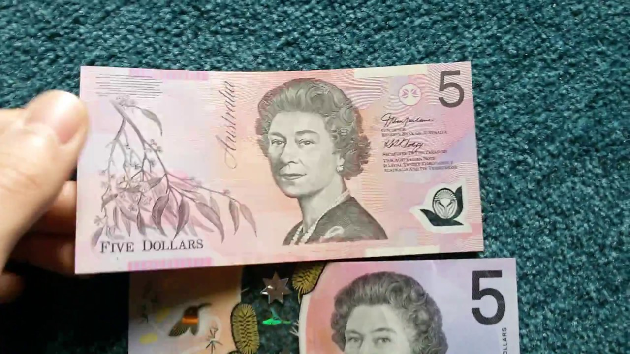 Communication on this topic: Australia Gets A New 5 Note With , australia-gets-a-new-5-note-with/