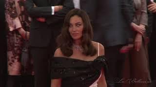 """Monica Bellucci Cannes """"Sangue Pazzo"""" film premiere"""