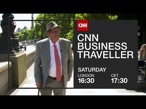 """CNN International: """"Business Traveller - Travel for All"""" promo"""