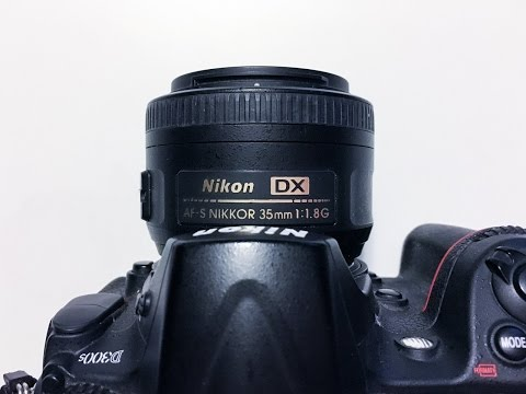 Nikon D300s and 35mm f/1.8G - What I'm Shooting With This Week