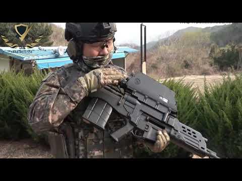 K11 البندقية الكورية الجنوبية الحديثة