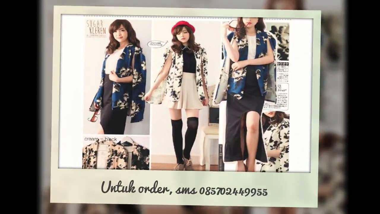 jual baju korea murah untuk reseller - 085702449955 - grosir baju korea  murah harga reseller 819f44f937