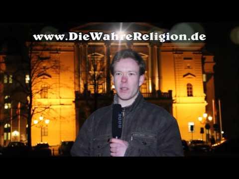 die wahre religion - antwort auf pierre vogel, einladung zum, Einladung