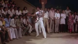 Танцор диско поет Вахабов Шалид