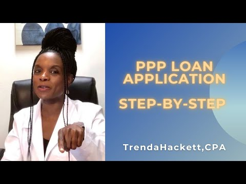 PPP Loan Application: Do It Yourself/Step-By-Step