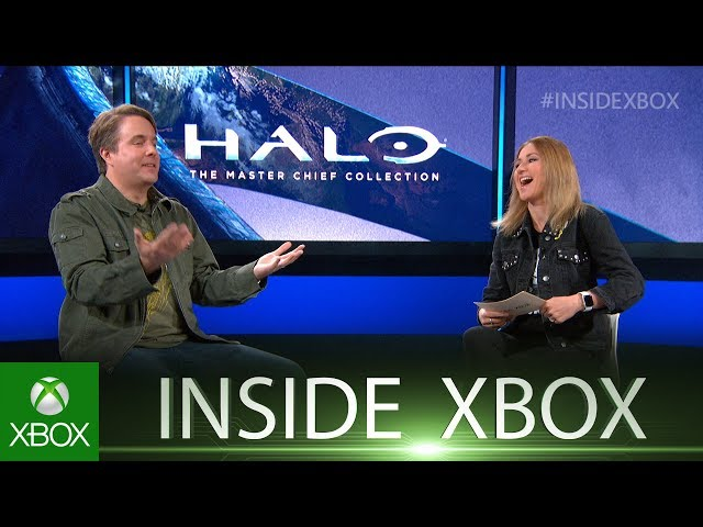 Halo: The Master Chief Collection Heads to PC, Halo: Reach Will Be Added