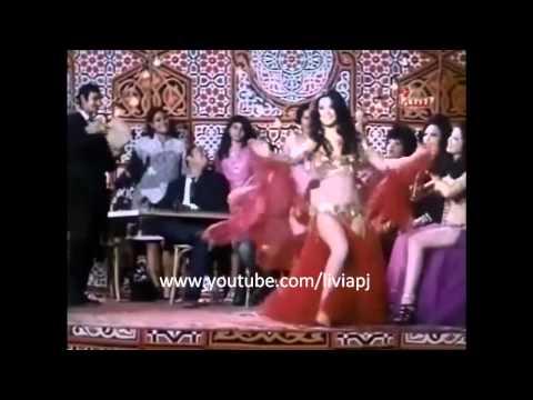 Soaud Hosny and Azza Sheriff - Khali Balak min Zozo - Purple Costume