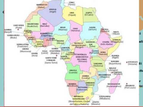 African countries capitals and nationalities by