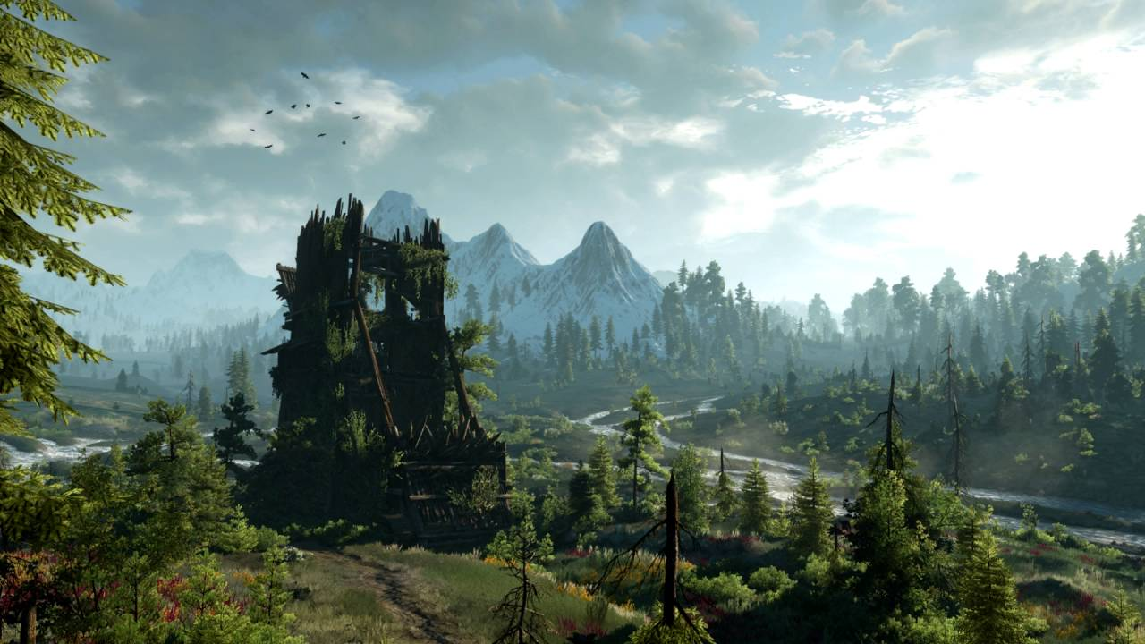 The Witcher 3 Wild Hunt The Fields Of Ard Skellig 1