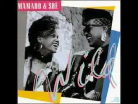 MAMADO & SHE  - bac up & live 1989
