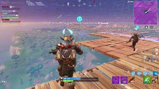 Royal victory with the skybase!! Fortnite ITA MAT Close Encounters