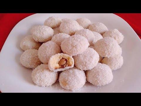 recette-gâteau-raffaello-facile-et-rapide-/-cuisine-marocain-166