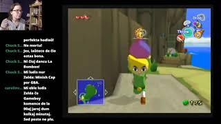 Tujelsendo: La legendo de Zelda: Vintvekanto