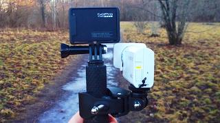 На что снимаем видео. Обзор тест Sony X3000