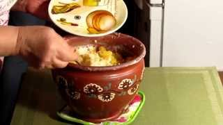 Как приготовить пшенную кашу с тыквой. Приятного аппетита(Пшенная каша с молоком очень вкусное блюдо, а если она приготовлена еще и с тыквой, да в горшочке...О! Это..., 2015-06-01T07:03:14.000Z)