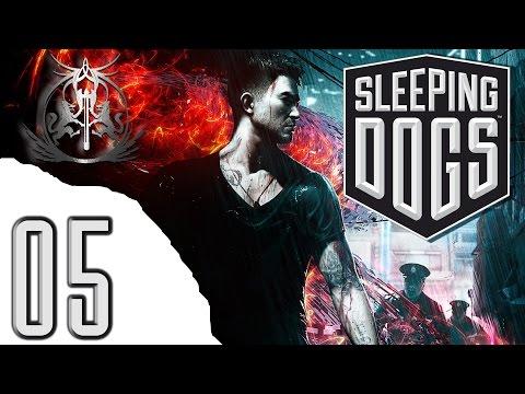 Let's Play Sleeping Dogs #005 Der Hacker und die Blondine