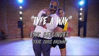 "Eric Bellinger (Feat. Chris Brown & OG Parker) - ""Type A Way"" | Nicole Kirkland Choreography thumbnail"