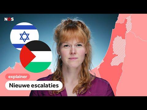 Het geweld in Israël en de Palestijnse gebieden uitgelegd