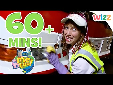 Me Too! - Watching Foxes | 60+ minutes | Learn with Granny Murray