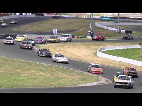 24 Hour of LeMons March 21st and 22nd 2015