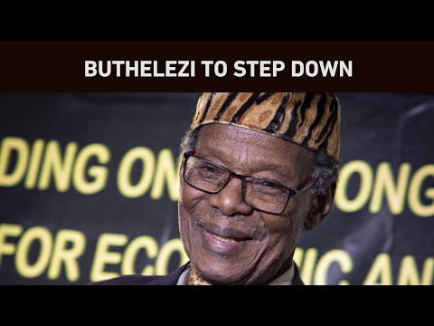 Who will succeed outgoing IFP leader Mangosuthu Buthelezi?