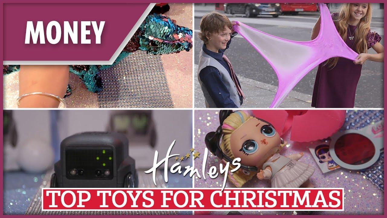 Hamleys Reveals Top 12 Toys For Christmas 2018 Youtube