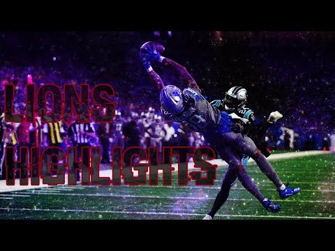 "Lions Highlights ""Drip Too Hard"" (17-18 and 18-19 Season)"