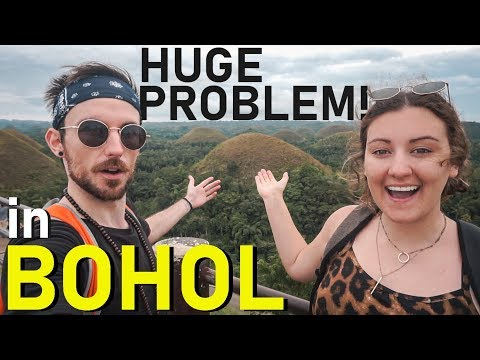 Foreigners Visit Chocolate Hills Bohol and THIS HAPPENED!