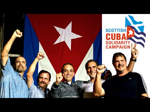 Miami 5 Cubans: Free from USA injustice