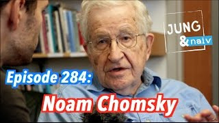Noam Chomsky: The Alien perspective on humanity - Jung & Naiv: Episode 284