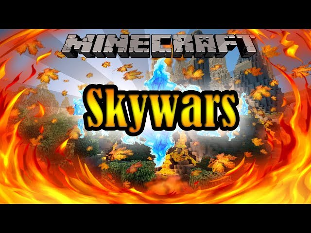 Minecraft:SkyWars:#1