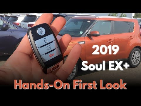 First Look & Hands-On Review |  KIA Soul EX+
