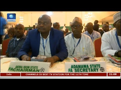 Katsina To Host 2018 NFF Elections,Billed For November 30th Pt.1 |Sports Tonight|