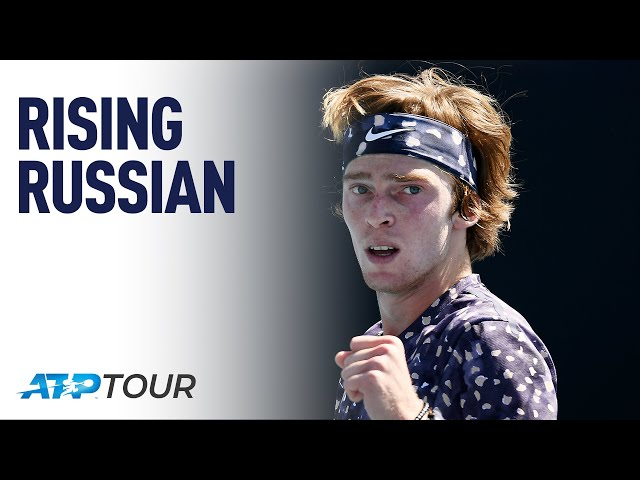 Rublev's Rising | TALES OF THE TOUR | ATP