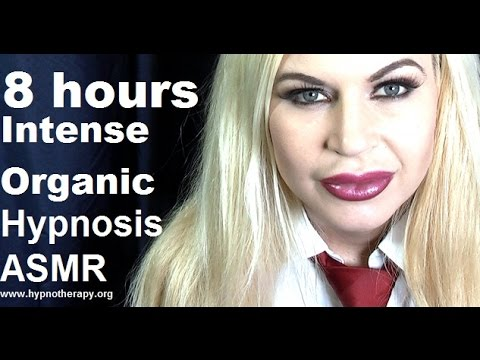 8 hours of  Organic Bliss hypnosis -  ASMR Intense release induction