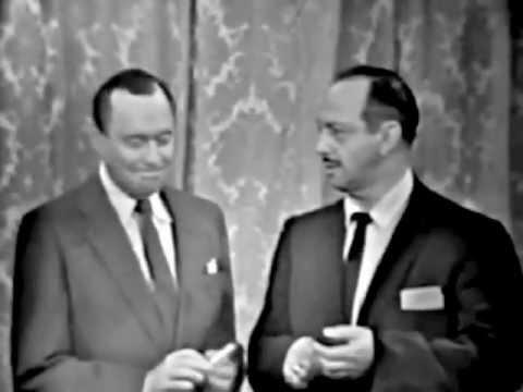 Jack Benny With Mel Blanc