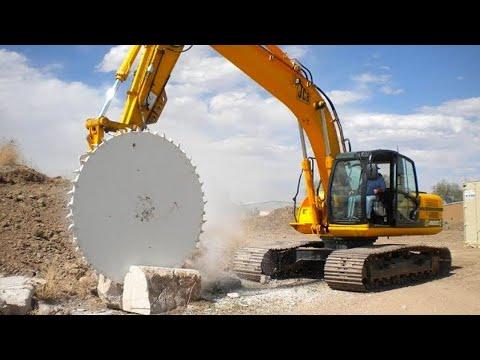 Amazing Fastest Stone Cutting Machines - Incredible Modern Granite Production Process Technology