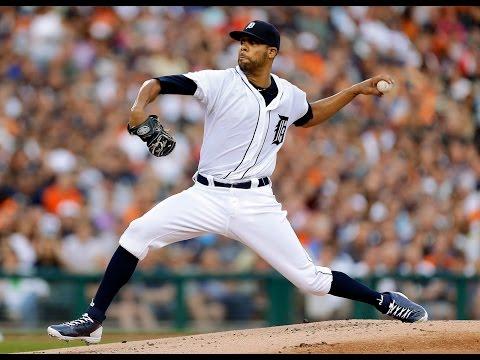 David Price 2014 Highlights (Tigers)