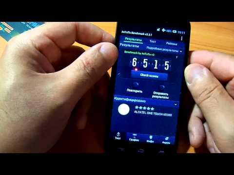 Обзор Alcatel One Touch Idol 6030X