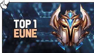 Najlepszy Gracz Na Serwerze EUNE - Jak Gra?