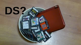 How do DS games look on the New 3DS XL?