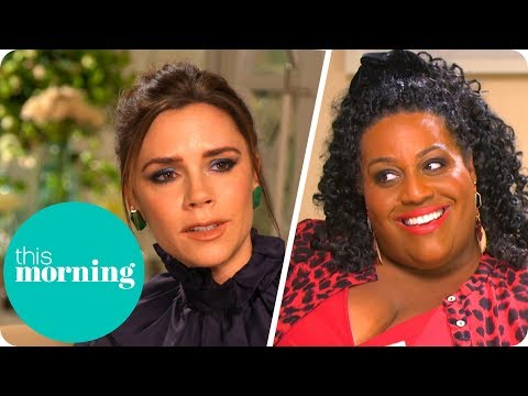 Victoria Beckham Addresses Rumours of a New Spice Girls Album! | This Morning Mp3